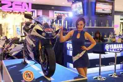2013 Bangkok Motorbike Festival photographs - 19