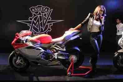 2013 Bangkok Motorbike Festival photographs - 23
