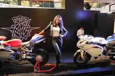 2013 Bangkok Motorbike Festival photographs - 33