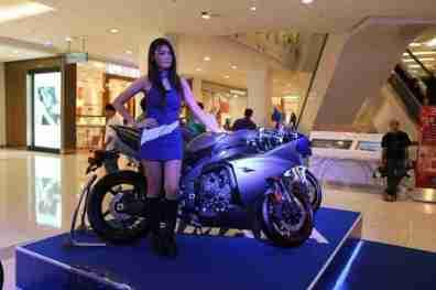2013 Bangkok Motorbike Festival photographs - 40