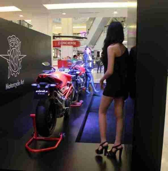 2013 Bangkok Motorbike Festival photographs - 45