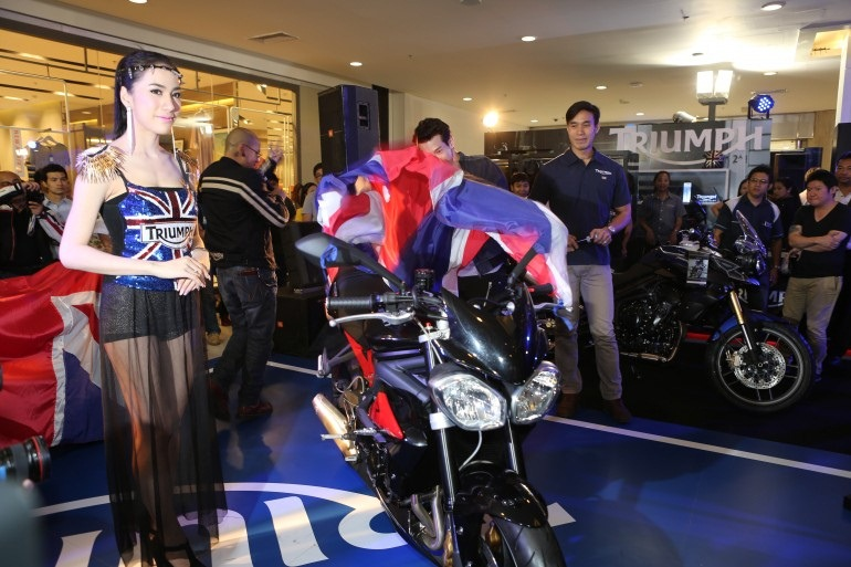 2013 Bangkok Motorbike Festival photographs - 56
