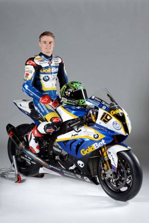 Chaz Davies 2013 BMW Motorrad GoldBet on S1000RR