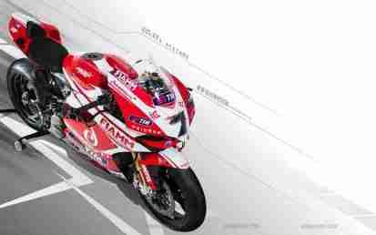 Ducati Alstare WSBK 2013 livery - 01