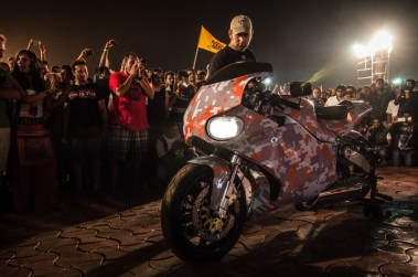 India Bike Week Photographs - 02