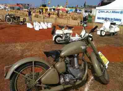 India Bike Week Photographs - 07