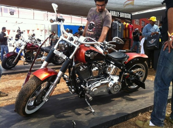 India Bike Week Photographs - 11