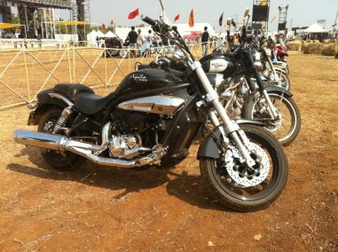 India Bike Week Photographs - 12