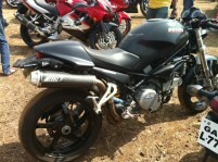 India Bike Week Photographs - 13