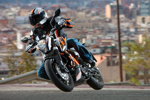 KTM Duke 390 India launch confirmed