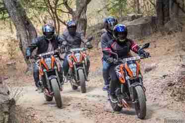 KTM Orange Ride Bangalore (117)