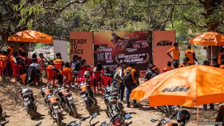 KTM Orange Ride Bangalore (171)