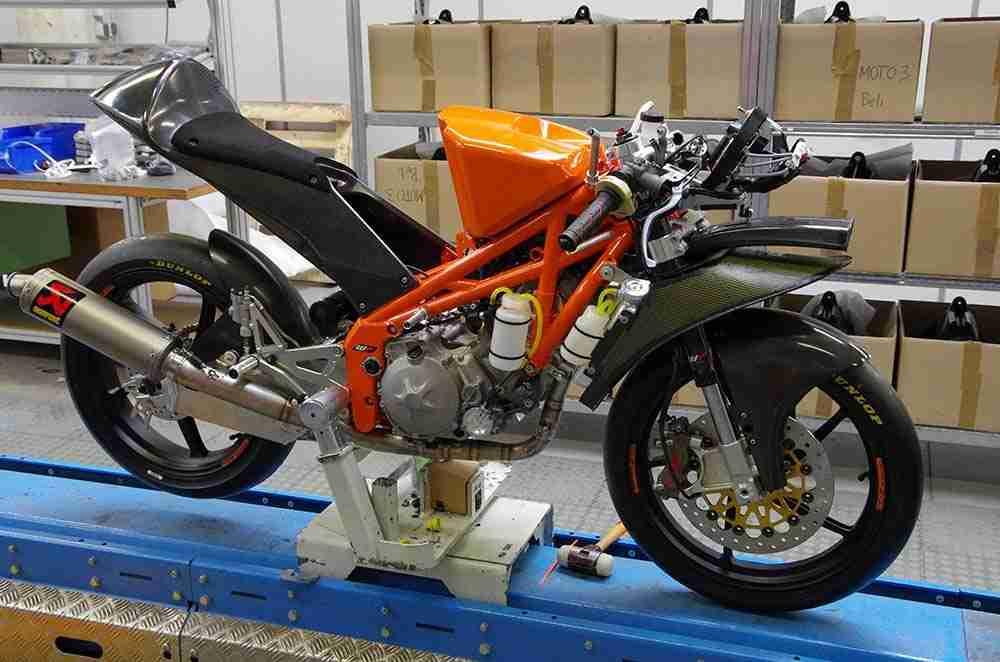 KTM RC250R Production Racer 2013 - 07