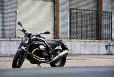 Moto Guzzi Griso 1200 8V India - 01