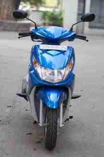 Yamaha Ray scooter India - 32
