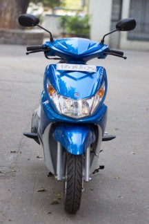 Yamaha Ray scooter India - 32