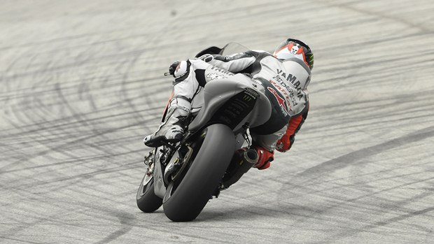 jorge lorenzo Yamaha day 2 report from Sepang
