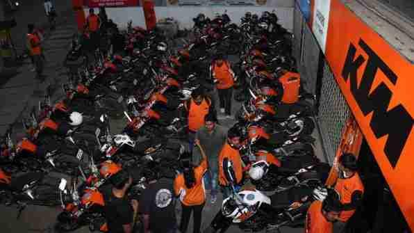 ktm orange ride bangalore to sangam (17)