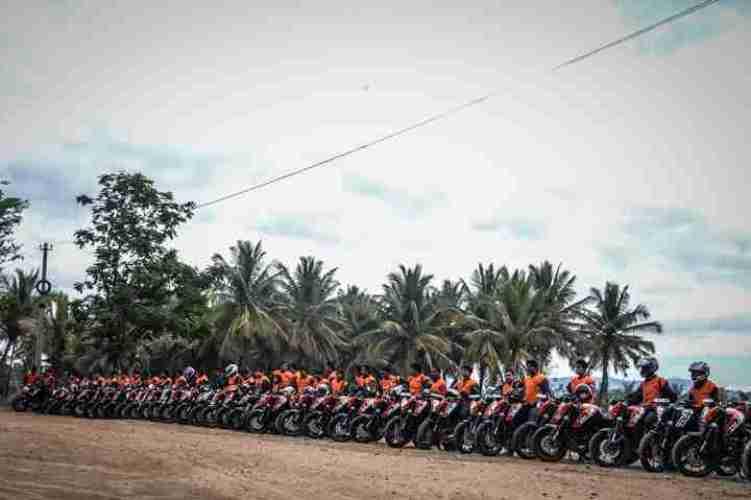 ktm orange ride bangalore to sangam (22)