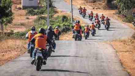 ktm orange ride bangalore to sangam (24)