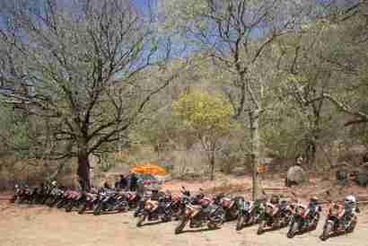 ktm orange ride bangalore to sangam (39)