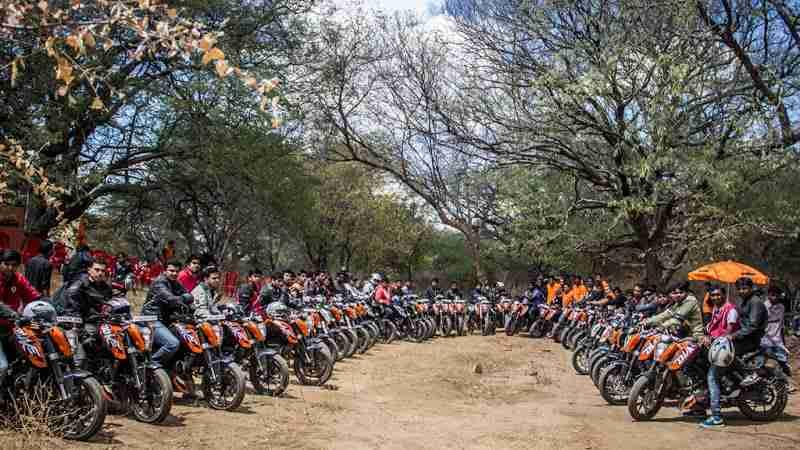 ktm orange ride bangalore to sangam (47)