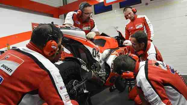 Ducati MotoGP Jerez day 2 testing report