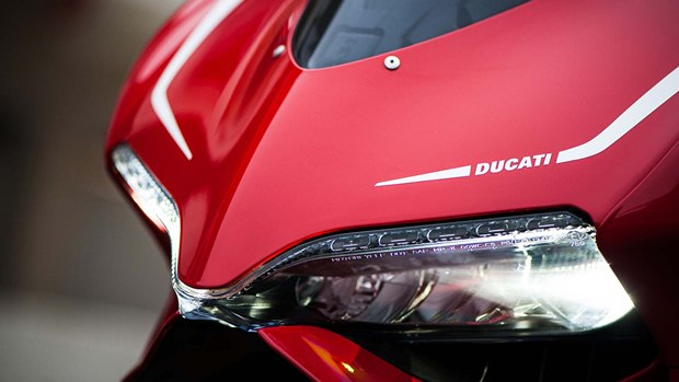ducati panigale headlights