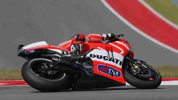 Andrea Dovizioso qualifying austin