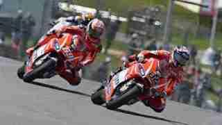 Ducati MotoGP 2013 Austin free practice report