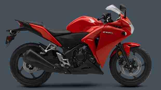 Honda CBR250R India new colours