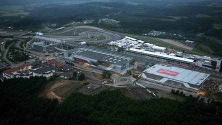 Nurburgring track up for sale