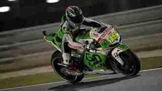 Team Go&Fun Honda Gresini MotoGP Qatar qualifying report