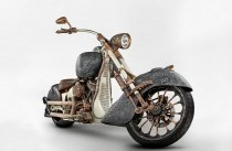 gold motorcycle - 06