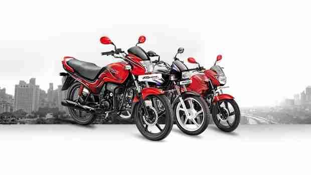 hero motocorp exports