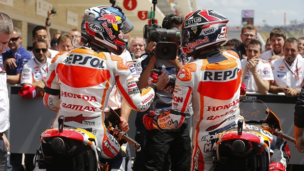MotoGP Austin results and rider quotes