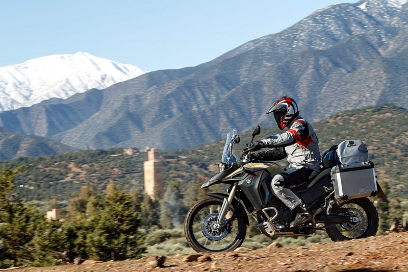 2013 bmw f800gs adventure - 01