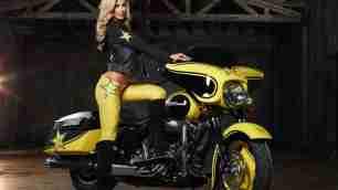 Harley Davidson Rockstar Energy 09