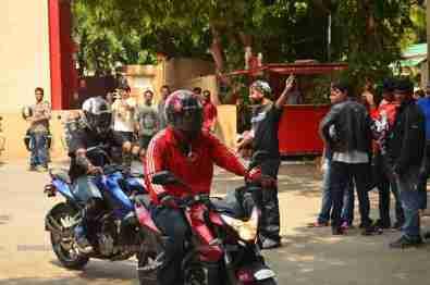 Yamaha Riders Club India - 14
