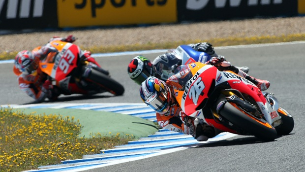 motogp jerez 2013 resutls and quotes