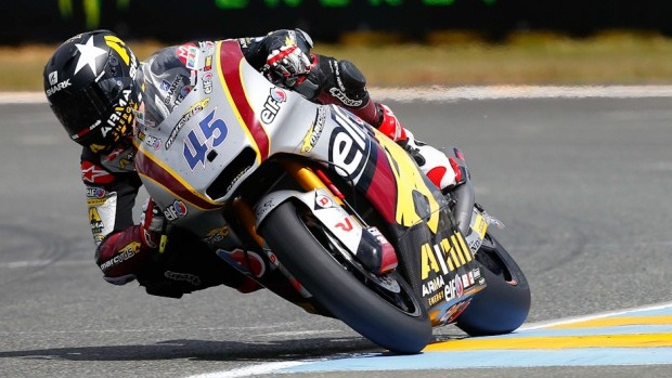 scott redding moto2 le mans 2013