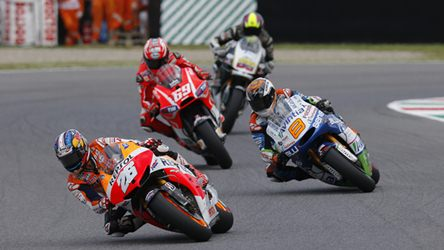 MotoGP Mugello qualifying report and standings