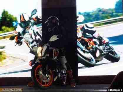 KTM Duke 390 unveiling