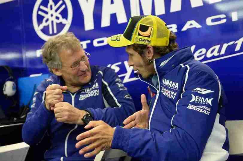 Jeremy Burgess - Valentino Rossi