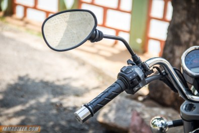 Royal Enfield Thunderbird 500 Rear View Mirror Royal