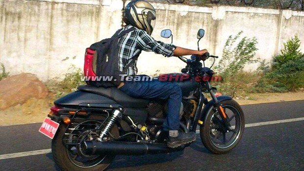 small capacity 500cc harley for india