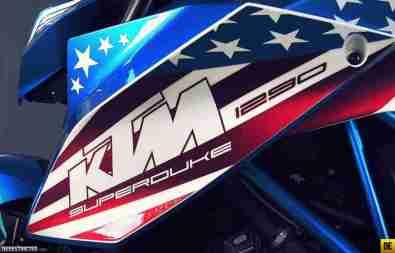 2013 KTM 1290 Super Duke R - 03