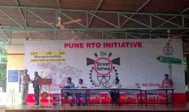 Traffic Sense Initiative - By RTO Pune - 01