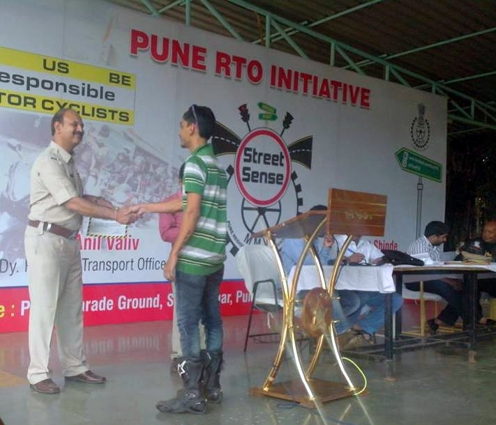 Traffic Sense Initiative - By RTO Pune - 05