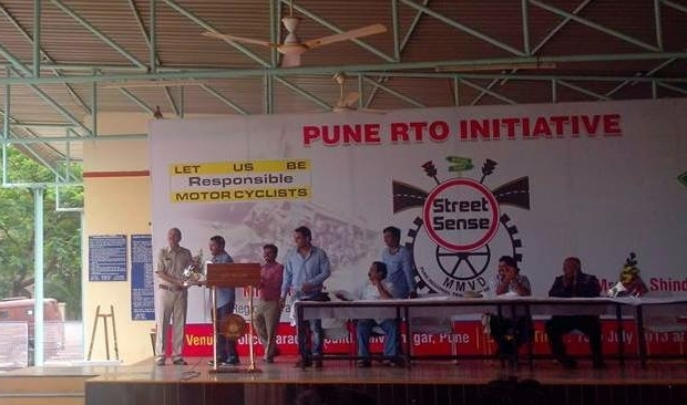 Traffic Sense Initiative - By RTO Pune - 14
